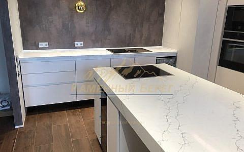 кухонная столешница и остров из Venatino BQ-8660