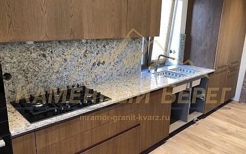 кухонная столешница 9006 Лимузен
