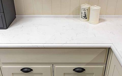White Marble в интерьере